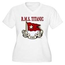 White Star Line: RMS Titanic T-Shirt