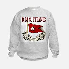 White Star Line: RMS Titanic Sweatshirt
