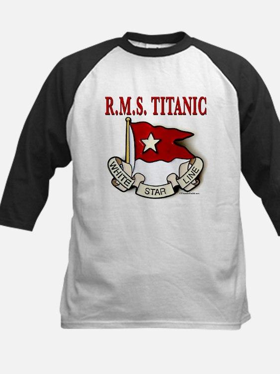 White Star Line: RMS Titanic Tee