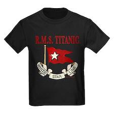 White Star Line: RMS Titanic T