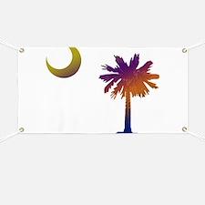 Funny Palmetto Banner