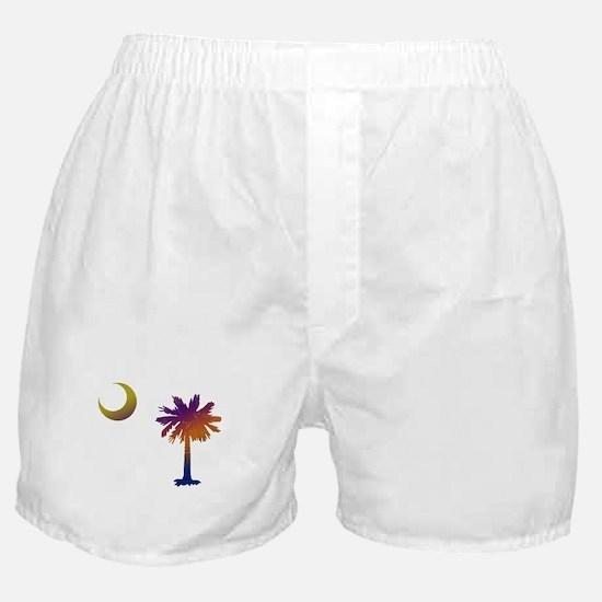 Unique Crescent moon Boxer Shorts