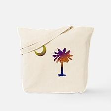 Unique Palmetto moon Tote Bag
