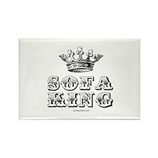 Sofa King - Rectangle Magnet