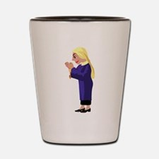 Christianity Shot Glass