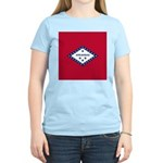 Arkansas Flag Women's Light T-Shirt