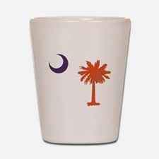 Funny Clemson Shot Glass