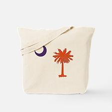 Unique Clemson Tote Bag