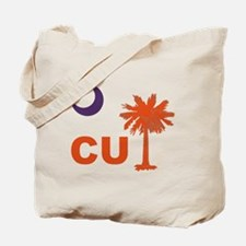 Funny Clemson Tote Bag