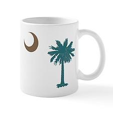 Cool Palmetto tree Mug