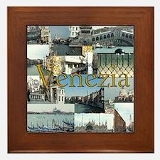 Venezia (Venice) Framed Tile