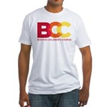 BCC Logo Fitted T-Shirt