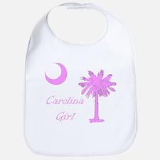 Carolina Girl Bib