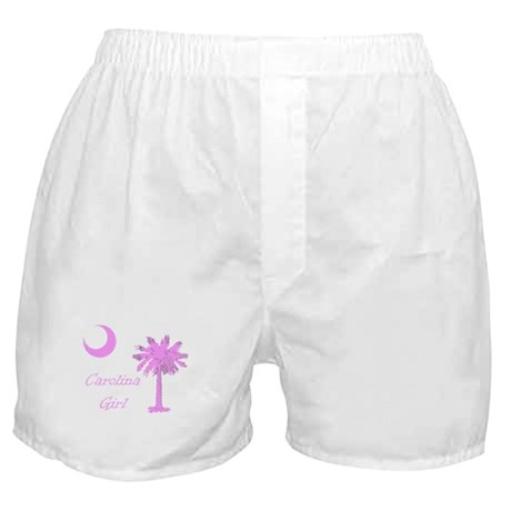 Carolina Girl Boxer Shorts