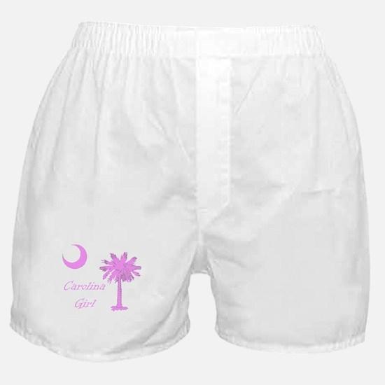 Carolina Girl Boxer Shorts