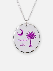 Carolina Girl Pink Necklace