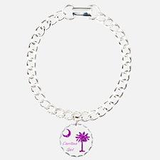 Carolina Girl Pink Bracelet