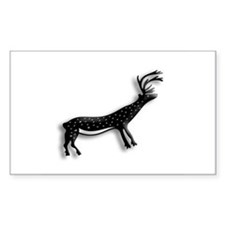 Caribou on the Tundra Decal