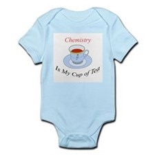 Chemistry is my cup of tea Infant Creeper