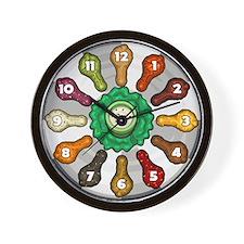 Papa's Wingeria Clock