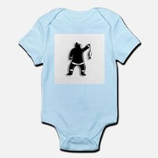 Eskimo Fishing Infant Bodysuit