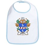 Jennings Coat of Arms Bib