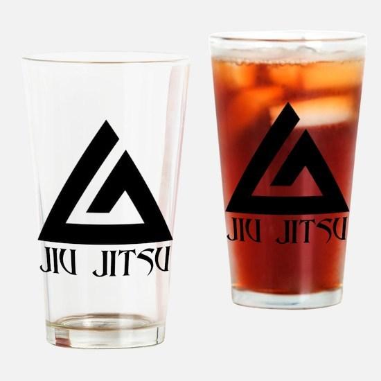 Jiu Jitsu.png Drinking Glass