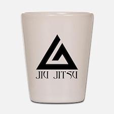 Jiu Jitsu.png Shot Glass