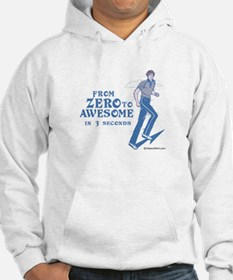From Zero to Awesome - Hoodie