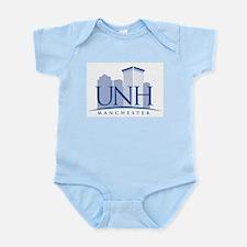 UNH Manchester Logo Infant Bodysuit