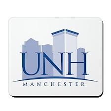 UNH Manchester Logo Mousepad