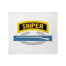 Sniper CIB Throw Blanket