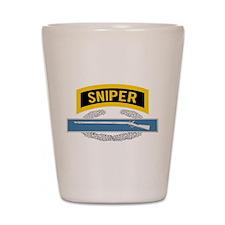 Sniper CIB Shot Glass