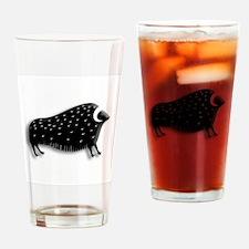Muskox Drinking Glass