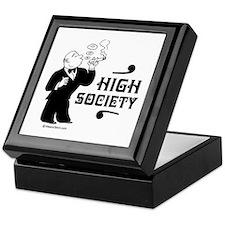 High Society - Keepsake Box