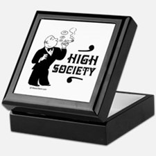 High Society - Keepsake Box