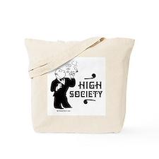 High Society -  Tote Bag