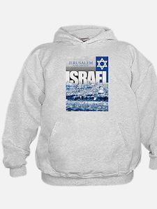 Jerusalem, Israel Hoodie