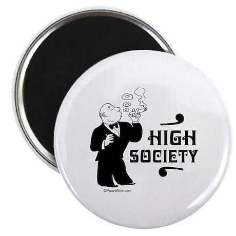 High Society - Magnet