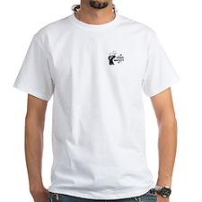 High Society - White T-shirt