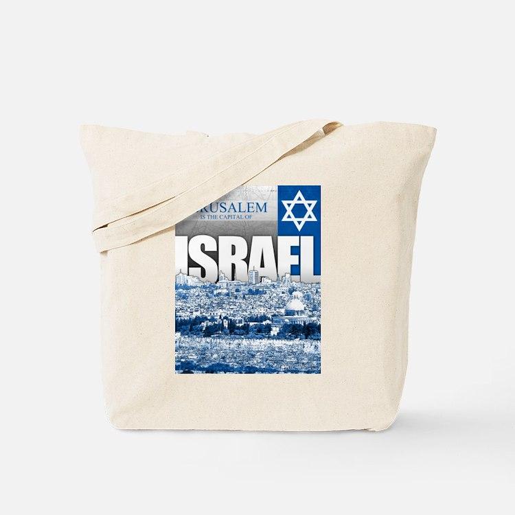 Jerusalem, Israel Tote Bag
