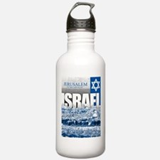 Jerusalem, Israel Water Bottle