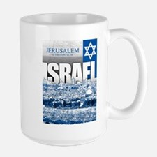 Jerusalem, Israel Coffee Mug
