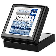 Jerusalem, Israel Keepsake Box