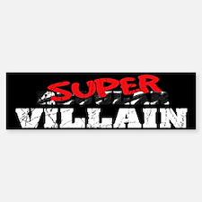 Villain... Sticker (Bumper)