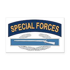 Special Forces CIB Rectangle Car Magnet