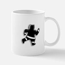 Run Away, little Eskimo Man Mug