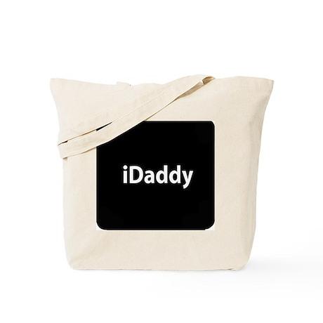 iDaddy button Tote Bag