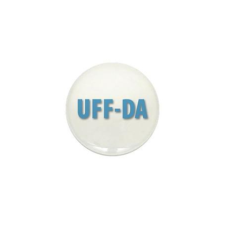 Uff-Da Mini Button (10 pack)