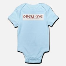 OBEY ME! Infant Creeper